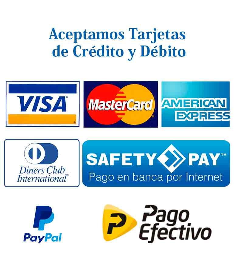 Mariachis en Lima aceptamos todas las Tarjetas de Credito