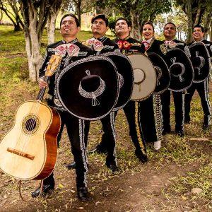 Músicos, mariachis en lima
